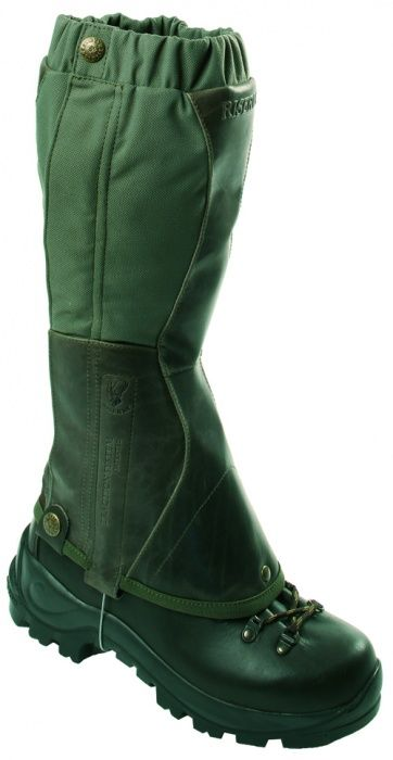 Riserva Leather and Cordura Gaiters